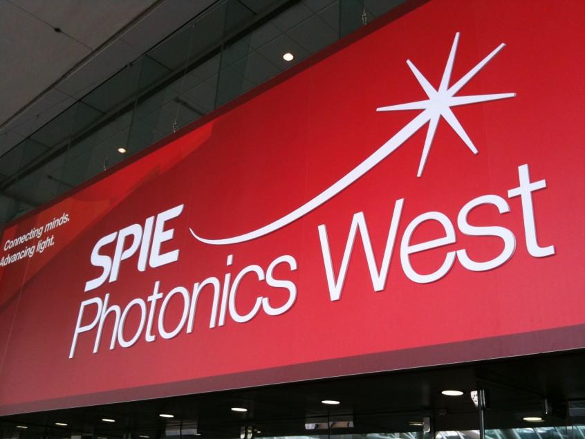Lumina Power at SPIE Photonics West