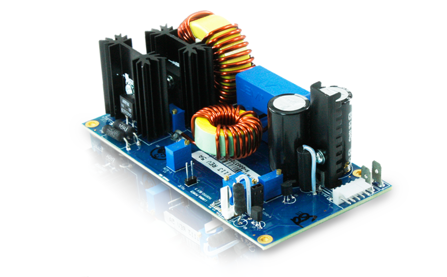 LDPC Diode Driver