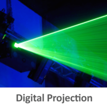 Laser Power Supply For Digital Projection