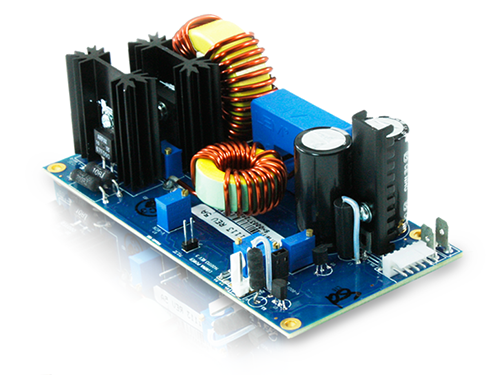 LDPC Laser Diode Driver